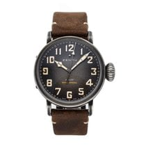 Zenith Pilot Type 20 Extra Special Steel 45mm Grey Arabic numerals United States of America, Pennsylvania, Bala Cynwyd