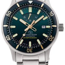 Orient Star 43.6mm Green