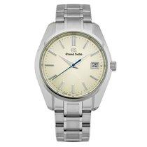 Seiko Grand Seiko new Quartz Watch with original box and original papers SBGP001 or SBGP001G