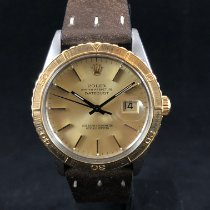 Rolex Datejust Turn-O-Graph occasion 36mm Or Date Or/Acier