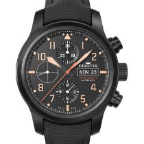 Fortis 656.18.18 LP New Steel 42mm Automatic
