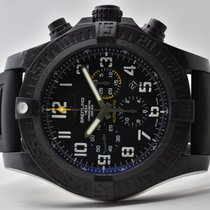 Breitling Ceramic Automatic Black Arabic numerals 50mm new Avenger Hurricane