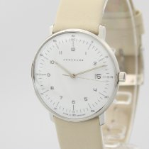 Junghans max bill Ladies Steel 32mm White Arabic numerals