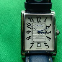 Auguste Reymond Steel 38mm Automatic new