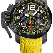 Graham Chronofighter Oversize Carbono 47 mmmm