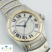 Cartier Santos (submodel) 1910 1997 pre-owned