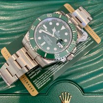 勞力士 Submariner Date 116610LV 2011 二手
