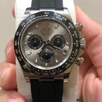 Rolex Daytona White gold 40mm Grey No numerals United States of America, New York, Manhattan