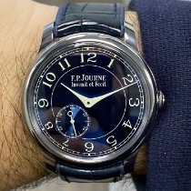 F.P.Journe Chronometre Bleu Tantalum Souveraine 39mm pre-owned United States of America, New York, Manhattan