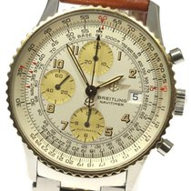 Breitling Navitimer D13020 Very good Gold/Steel 41mm Automatic United States of America, New York, Greenvale