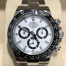 Rolex Daytona Steel 40mm White No numerals United States of America, New York, Manhattan