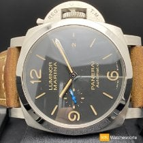 Panerai Luminor Marina 1950 3 Days Automatic Acero 44mm Marrón Árabes España, Torrelavega