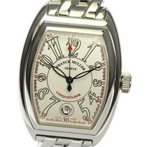 Franck Muller Conquistador 8005 SC Very good Steel 35mm Automatic United States of America, New York, Greenvale