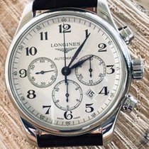 Longines Master Collection L2.693.4.78.3 2018 pre-owned