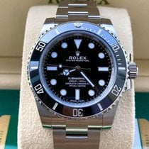 Rolex Submariner (No Date) Steel 40mm Black No numerals Thailand, Bangkok