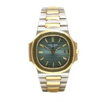 Patek Philippe Nautilus Gold/Steel 37mm Blue No numerals United States of America, Arizona, Scottsdale