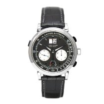 A. Lange & Söhne Datograph Platinum 41mm Black No numerals United States of America, Arizona, Scottsdale