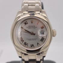 Rolex Lady-Datejust Pearlmaster 80329 2001 pre-owned