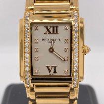 Patek Philippe Twenty~4 Rose gold 22mm White Roman numerals United States of America, New York, Plainview