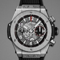 Hublot Big Bang Unico Titanium 42mm Transparent Arabic numerals United States of America, New Jersey, Oakhurst