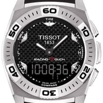 Tissot Racing-Touch Acero 43mm Negro