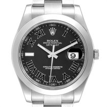 Rolex Datejust II Steel 41mm Grey Roman numerals United States of America, Georgia, Atlanta
