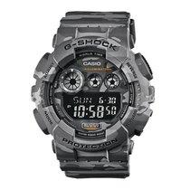 Casio G-Shock GD-120CM-8DR Neuve 51.2mm Quartz