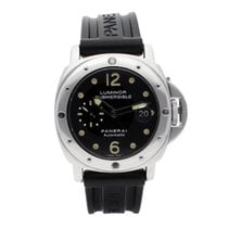 Panerai Luminor Submersible Steel 44mm Black Arabic numerals South Africa, Cape Town