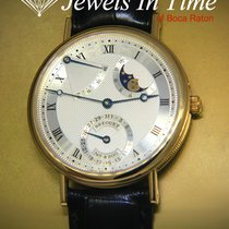 Breguet Classique Yellow gold 36mm Silver Roman numerals United States of America, Florida, 33431