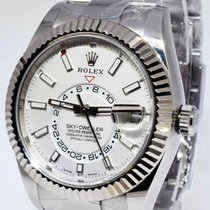 Rolex Sky-Dweller Gold/Steel 42mm Silver United States of America, Florida, 33431