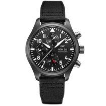 IWC Pilot Chronograph Top Gun IW3891-01 new