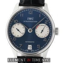 IWC Portuguese Automatic IW5001-12 pre-owned
