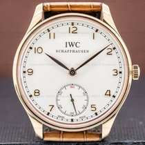 IWC Portuguese Hand-Wound IW545409 pre-owned