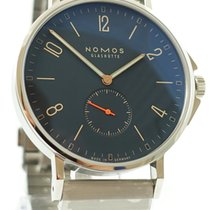 NOMOS Steel 40mm Automatic 552 new