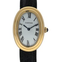 Cartier Baignoire Yellow gold 22mm White United States of America, New York, New York