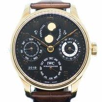 IWC Portuguese Perpetual Calendar IW503202 2007 occasion