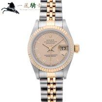 Rolex 69173 Acier 1995 Lady-Datejust 26mm occasion