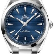 Omega Seamaster Aqua Terra neu 2020 Automatik Uhr mit Original-Box und Original-Papieren 220.10.41.21.03.004