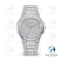 Patek Philippe 5719/10G-010 White gold Nautilus 40mm new