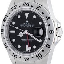Rolex Explorer II Steel 41mm Black No numerals United States of America, Texas, Dallas