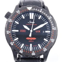 Sinn UX Steel 44mm Black