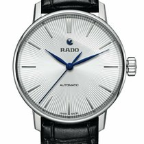 Rado Coupole Steel 32mm White United States of America, New York, Monsey