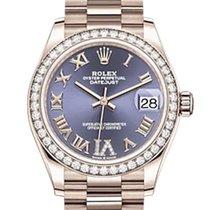 Rolex Datejust новые 2020 Автоподзавод Часы с оригинальными документами и коробкой 278285RBR