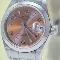 Rolex 79160 Steel 2000 Oyster Perpetual Lady Date 26mm pre-owned