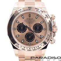 Rolex Daytona Or rose Or