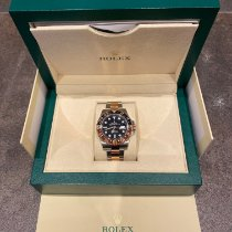 Rolex 126711CHNR Gold/Stahl 2019 GMT-Master II 40mm gebraucht Deutschland, wolfsburg