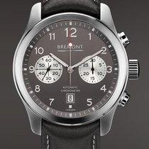 Bremont Steel Automatic Grey Arabic numerals 43mm new ALT1-C Classic