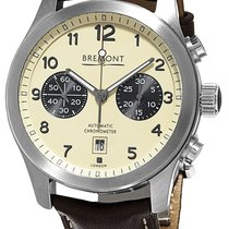 Bremont ALT1-C Classic Steel 43mm Arabic numerals United States of America, New Jersey, Princeton