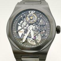 Girard Perregaux new Automatic Skeletonized Display back 42mm Ceramic Sapphire crystal