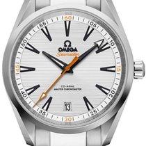 Omega Seamaster Aqua Terra Acier 41mm Argent Sans chiffres
